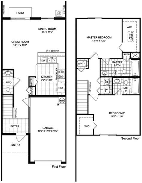 storey townhouse designs studio design gallery best two story townhome designs studio design gallery