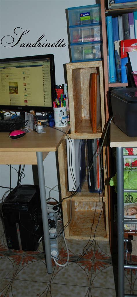 meuble pour mettre 224 c 244 t 233 de mon bureau en sandrine dans tous ses 233 tats