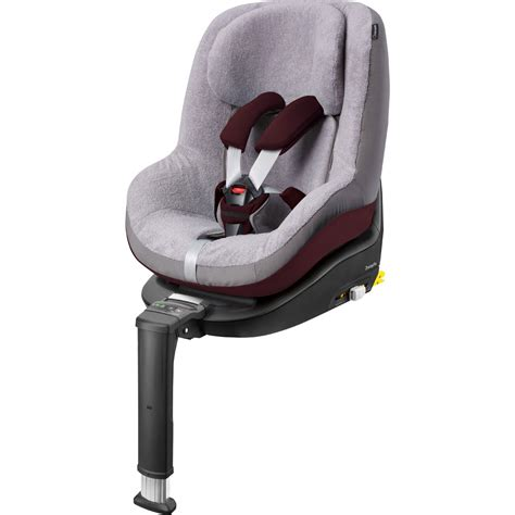 housse eponge pour si 232 ge auto pearl cool grey de bebe confort