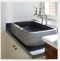 Kitchen Sink Materials Pros And Cons Uk by Contemporary Kitchen Island Belgian Blue Worktop