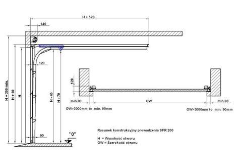 dimension porte garage sectionnelle dootdadoo id 233 es de conception sont int 233 ressants 224