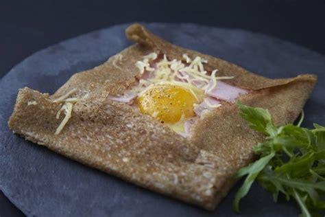 recette de galette jambon oeuf fromage facile et rapide