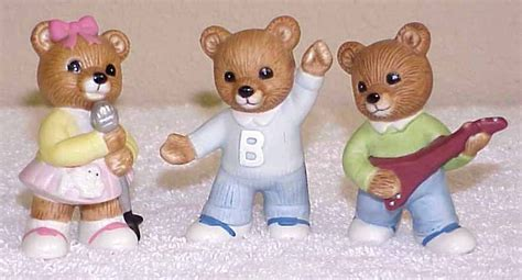 Home Interior Bear Pictures : Home Interiors Homco Bears Teenagers