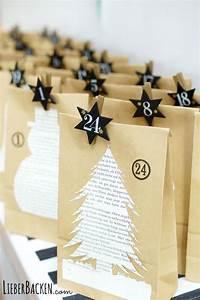 Kleine Papiertüten Kaufen : chocolate chip cookies unser adventskalender lieberbacken ~ Markanthonyermac.com Haus und Dekorationen
