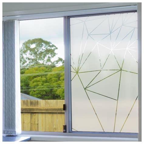 sticker occultant pour vitre et fen 234 tre prismes