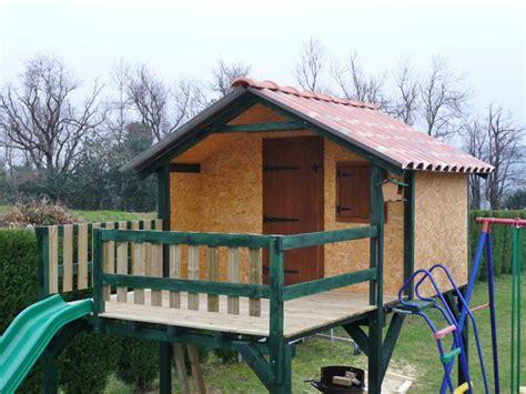 maison enfant bois plan
