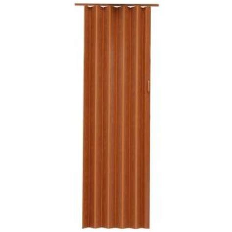 accordion doors home depot spectrum express one 48 in x 96 in vinyl fruitwood