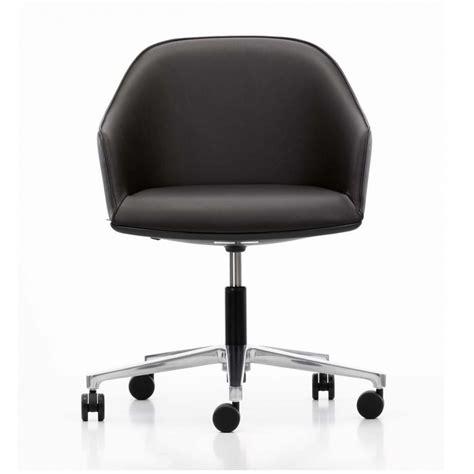 vitra softshell chair chaise de bureau vitra ambientedirect