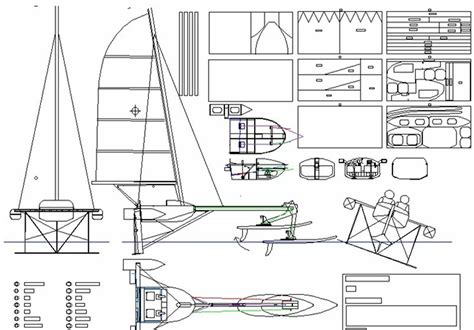 Hydrofoil Rc Boat Plans by Hydrofoil Sailboat Design Montage Quot Valkyrie Quot Youtube