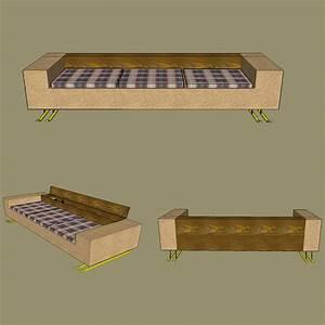 Europaletten Möbel Bauen : couch und sofa selber bauen bei ~ Markanthonyermac.com Haus und Dekorationen
