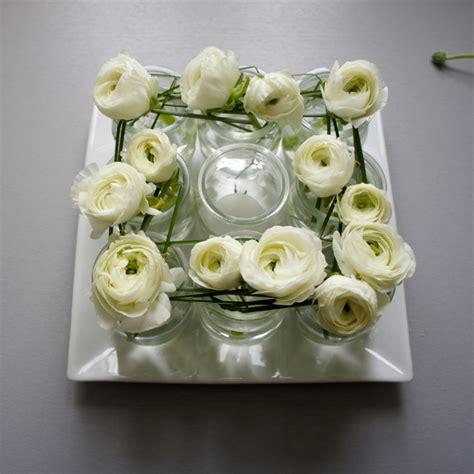 centre de table r 233 cup et renoncules flor 233 sie wedding d 233 co sony floral