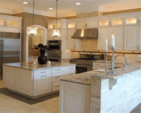 top 29 pictures white kitchen cabinets granite
