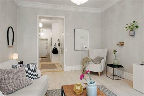 Living Room Ideas Inspired By Scandinavian Design Curved Corner Shower Curtain Rod Polyester Flowered Curtains Cabin Sunflower Design Own Green Hawaiian