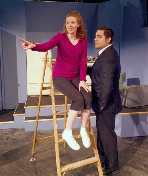 barefoot in the park at stamford s curtain call connecticut post
