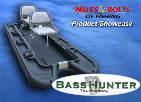 Bass Hunter Boat Wheels by Nuts Bolts Newsletter Icast Product Reviews
