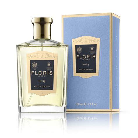 no 89 eau de toilette fragrance floris
