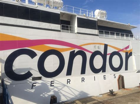 Boat Auctions Poole by Condor Ferries Review Poole To Guernsey Boating