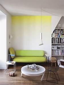 Wohnzimmer Streichen Muster : 65 wand streichen ideen muster streifen und struktureffekte ~ Markanthonyermac.com Haus und Dekorationen