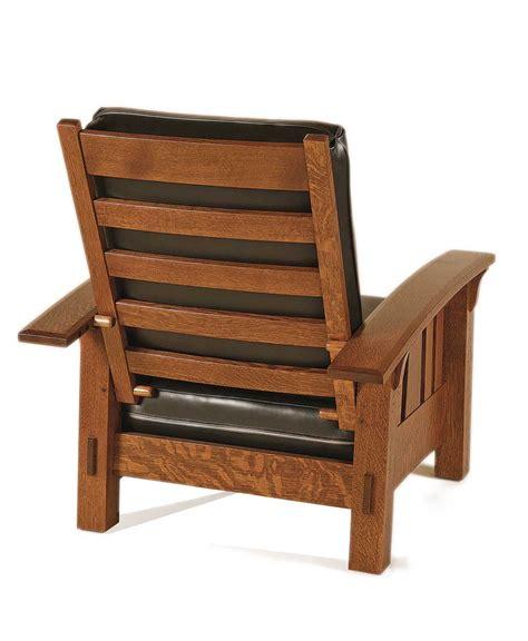 mccoy morris chair amish direct furniture