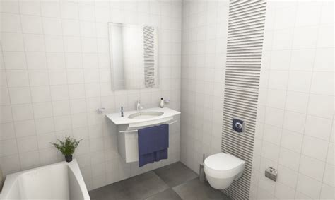 Fliesen Bei Kleinem Badezimmer