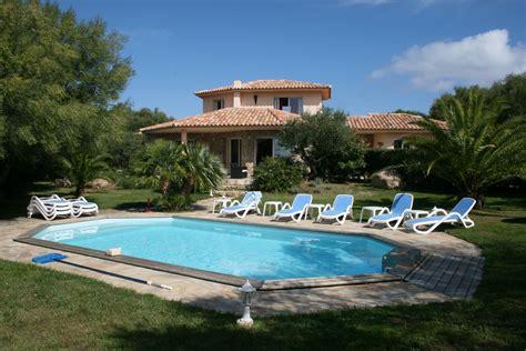 villa bellucia locations de particulier porto vecchio sud corse