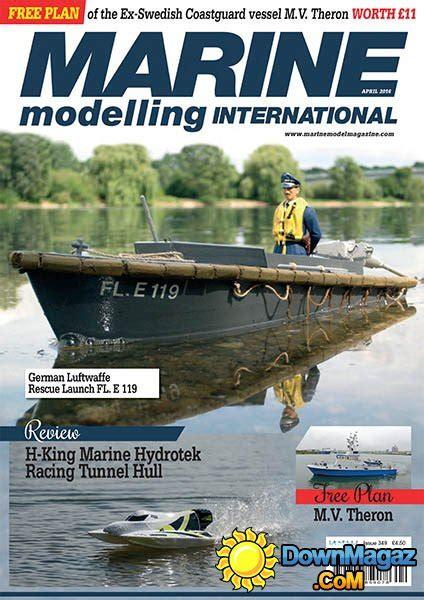 Model Boats Magazine Download by Marine Modelling International April 2016 187 Download Pdf