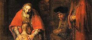 Rembrandt's Painting Return of The Prodigal Son - Auckland ...