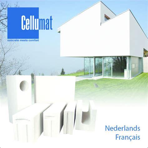 bloc monomur isolant en b 233 ton cellulaire cellumat