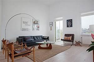 Sessel Skandinavischer Stil : appartement einrichten skandinavischer stil ~ Markanthonyermac.com Haus und Dekorationen