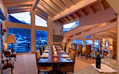 luxury ski chalet chalet grace zermatt switzerland switzerland firefly collection