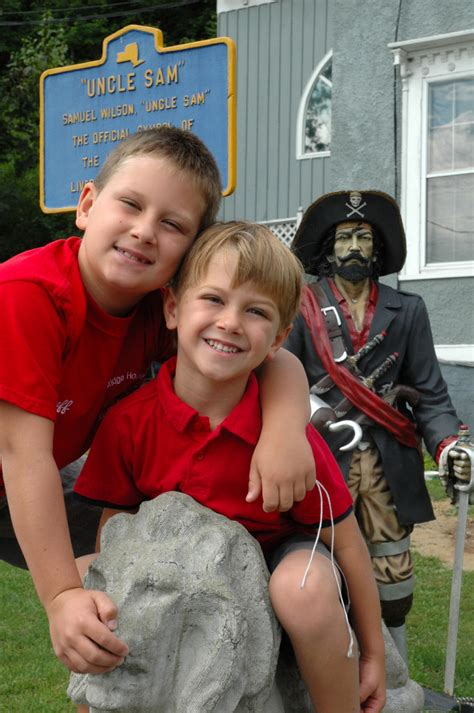 Little Pirate Adventure Cruise On Uncle Sam Boat Tours by Day 7 8 Hop O Nose Marina In Catskill Ny Blogging