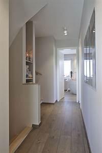 Wandgestaltung Treppenhaus Einfamilienhaus : maxime 1000 d wohnidee haus wohnen auf lebenszeit ~ Markanthonyermac.com Haus und Dekorationen