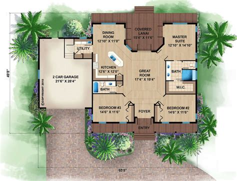 style house plan 3 beds 2 baths 2630 sq ft plan style house plan 3 beds 2 baths 1697 sq ft plan