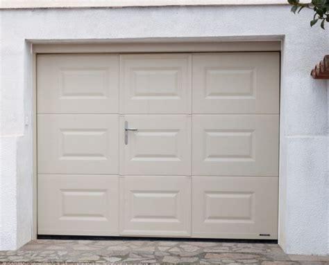 gamme villa la toulousaine portes de garage sectionnelles de chez hormann porte de garage