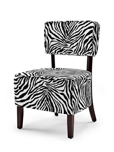awesome living room chairs 100 design with armless accent chair with zebra print cover and