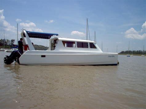 Elf Boat Plans by Diy Power Catamaran Diy Do It Your Self