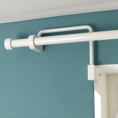 support sans per 231 age tringle 224 rideau ib 25 mm blanc ib leroy merlin
