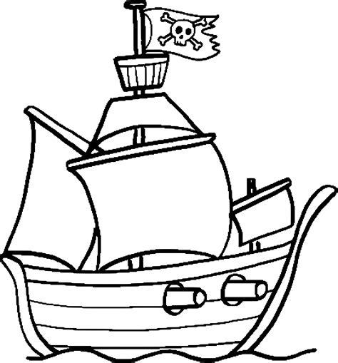 Dessin Animé Bateau Pirate by Coloriage Bateau Pirate Dessin 224 Imprimer Sur Coloriages Info