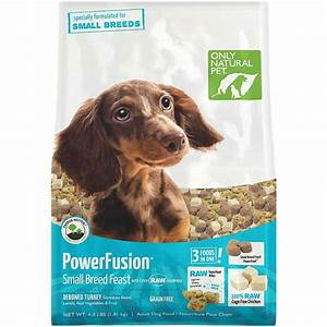 PowerFusion Grain-Free Small Breed Dog Food | Only Natural Pet