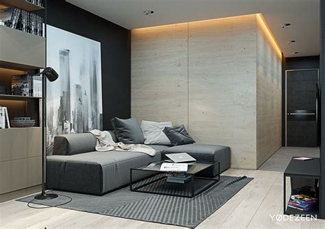 Small Apartment : Small Studio Apartments With Beautiful Design