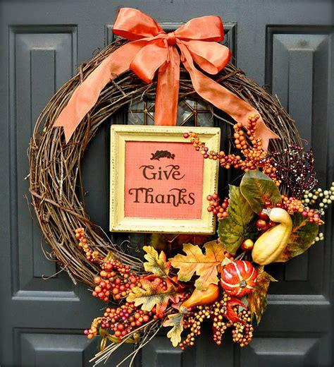 31 Diy Fall Wreath Ideas  Make It And Love It