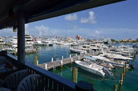 the restaurant picture of the deck nassau