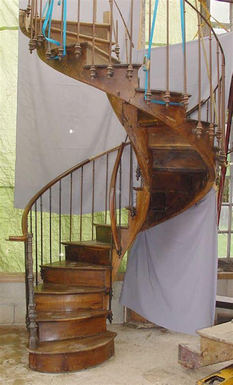 trois escaliers colima 231 on a noyau creux escaliers philippe lachaux