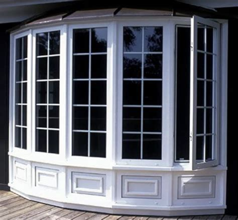 Bow Window Adding Elegance And Light Inside And Out