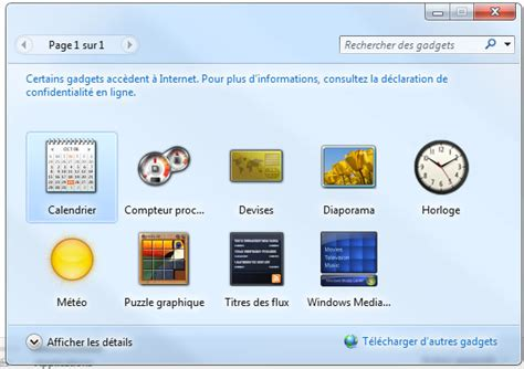 vuln 233 rabilit 233 s microsoft conseille la d 233 sactivation des gadgets sous windows vista et 7