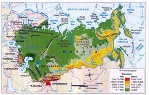 landscape diversity usa europe and china