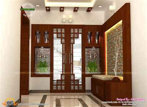 Home Interior Kerala Style : Interior Decors By R It Designers