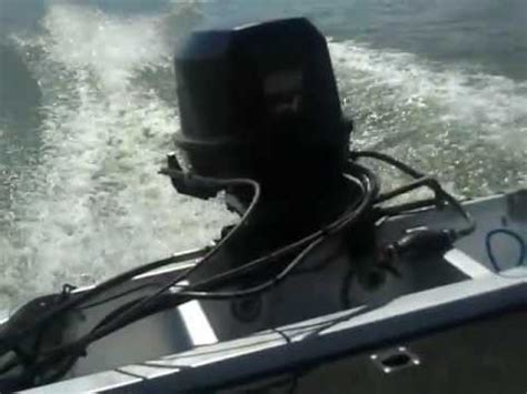 Mercury Outboard Motor Bogs Down Under Load by Outboard Surging Bogging Problems Doovi