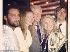 Bill and Hillary Clinton throw birthday party of Susie ...