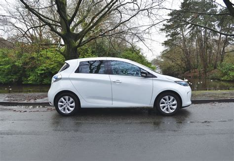 next green car test the renault zoe my renault zoe electric car